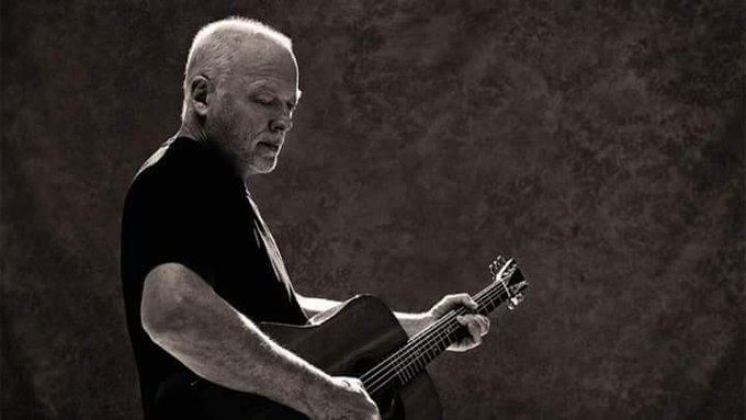 Happy Birthday David Gilmour. Thank You for giving us