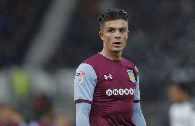 Why Jack Grealish is the most overrated player in English football.   A THREAD.  RTs / likes appreciated.   #LUFC #MOT #Leeds #AVFC