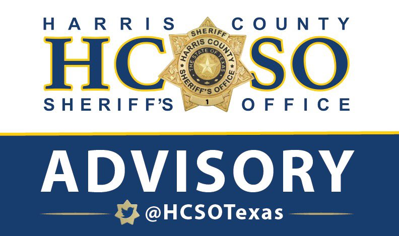Ed Gonzalez (@SheriffEd_HCSO) | Twitter médiával kapcsolatos Tweetjei