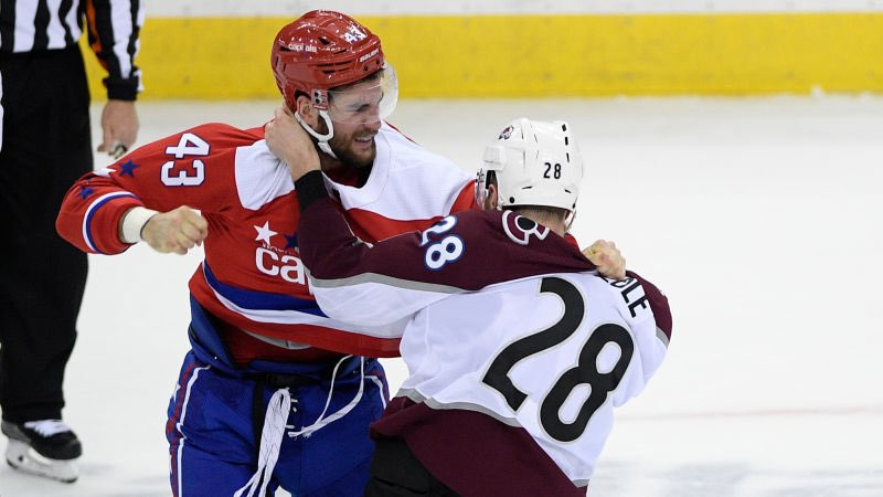 """... DoPS has proposed minor language changes to help protect players and  pursue potential discipline in the case of a """"sucker punch. ec48df4e6"""