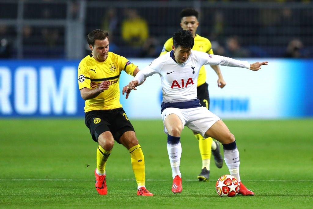 Xem lại Dortmund vs Tottenham, 3h00 ngày 6/3 (Champions League)