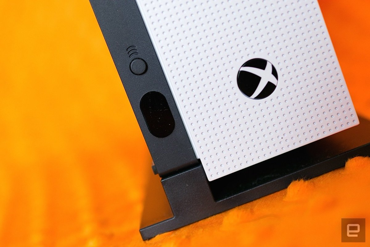Microsoft's 'All-Digital' Xbox One could launch in May