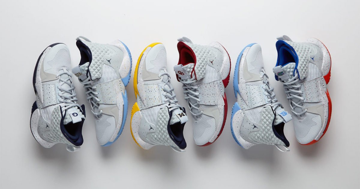 Jordan Brand unveils new collegiate PEs for March Madness. https   t. 468c438901