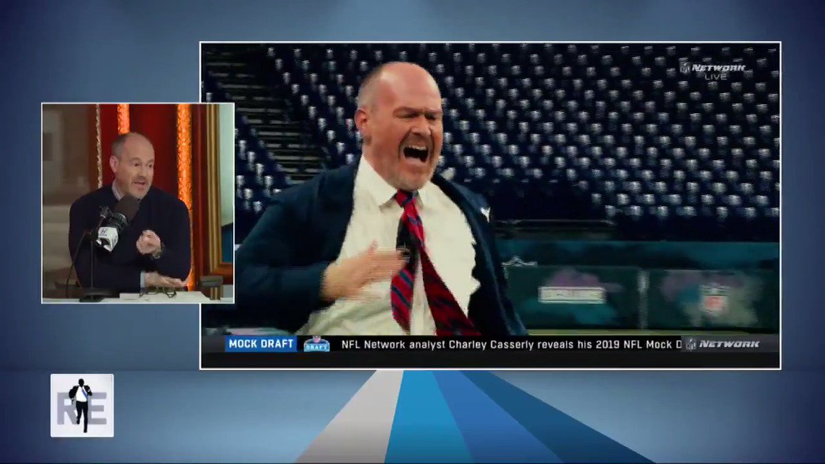 Fifteen years ago @richeisen ran his first 40 and while he didn't set a personal best this year, the amount he's helped raise for @StJude is phenomenal:  Still time to donate: http://www.nfl.com/runrichrun