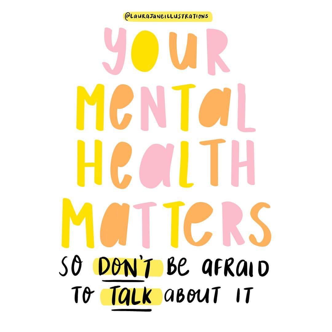 """Action for Happiness on Twitter: """"Your mental health matters - so ..."""