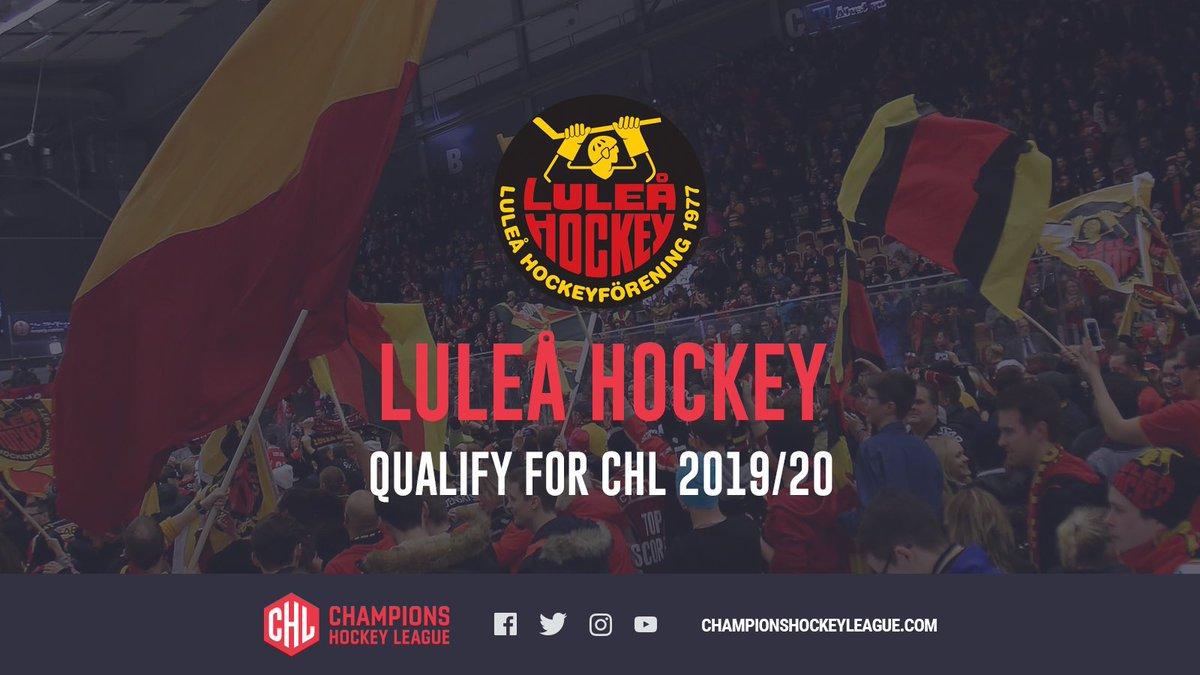 Champions Hockey League on Twitter