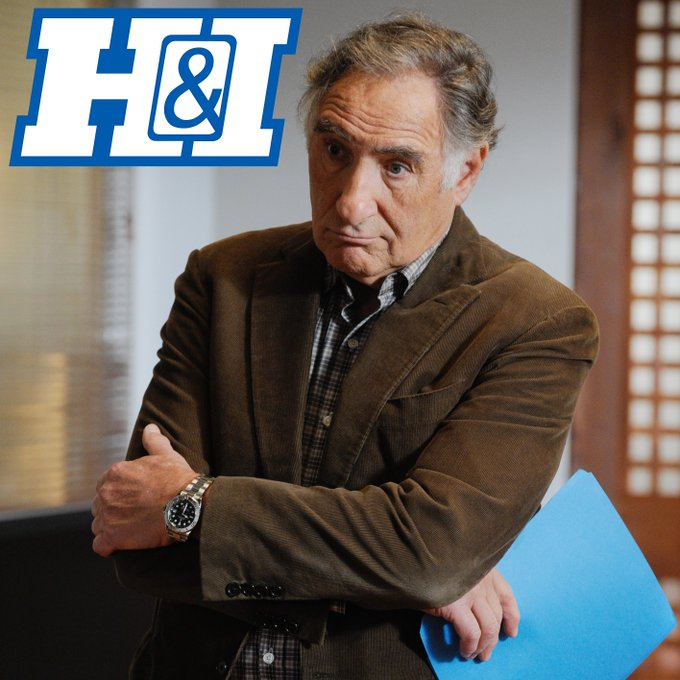 Happy 84th Birthday Judd Hirsch!