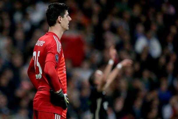 هدف أياكس الرابع في ريال مدريد