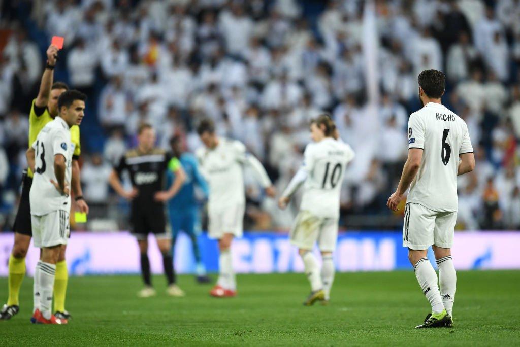 اهداف اكتساح أياكس لريال مدريد برباعية