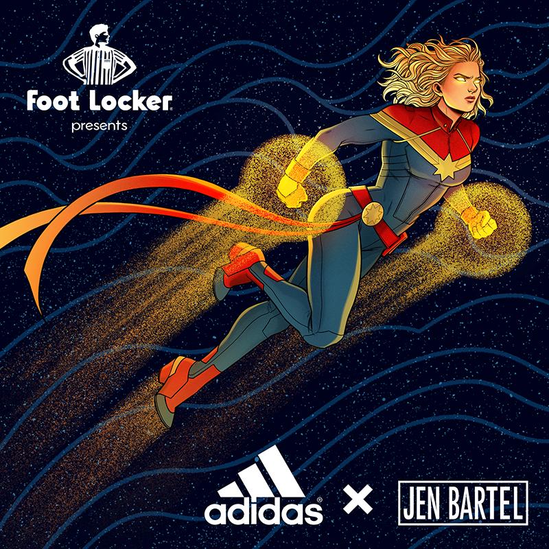 adidas x Marvel | Foot Locker