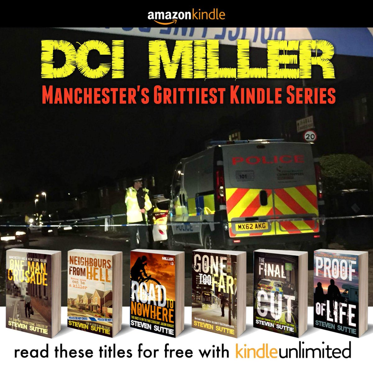 "Do not miss the DCI Miller series for #Kindle  Free to read with #KindleUnlimited  "" You can't put these books down!"" UK   https:// goo.gl/qjyhbA  &nbsp;   US   https:// goo.gl/r4ZMe4  &nbsp;    #IARTG #BookLoversDay #BookBoost #BookBuzzr #IAN1 #ASMSG #RRBC #bookstagram #bookclubs<br>http://pic.twitter.com/q0c5LwSST4"