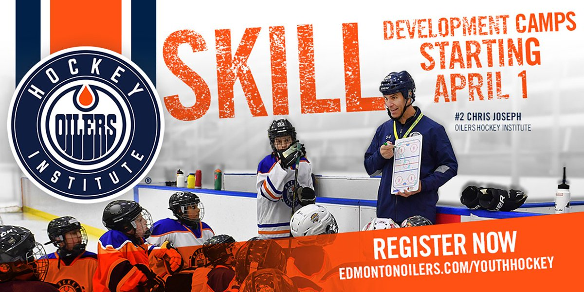 9b6cbeae8 spring is right around the corner amp that means hockey institute is  returning with skill development
