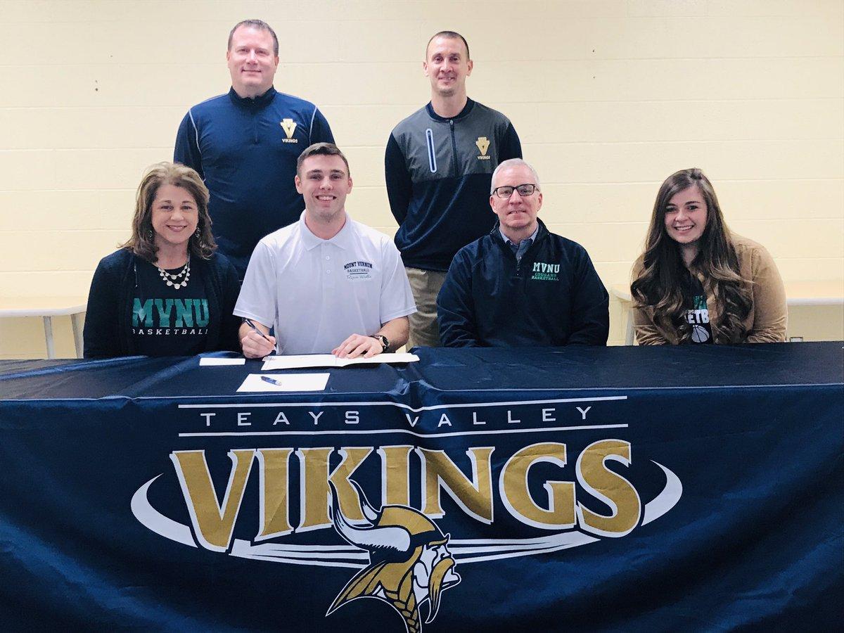 Congrats Ryan Wolfe for signing to play basketball at @MVNUNews! #vikingpride @TVBoysbball