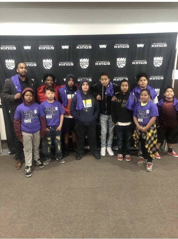 Shout out to our Marina Vista and Oak Park Kings and Queens Rising voices of the future.