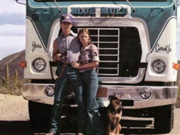 Me, my dog, my rig, my high-powered rifle and a good looking broad. This is more testosterone than most of today's half-a-fags could ever imagine! #AllMan #WhiteLineFever