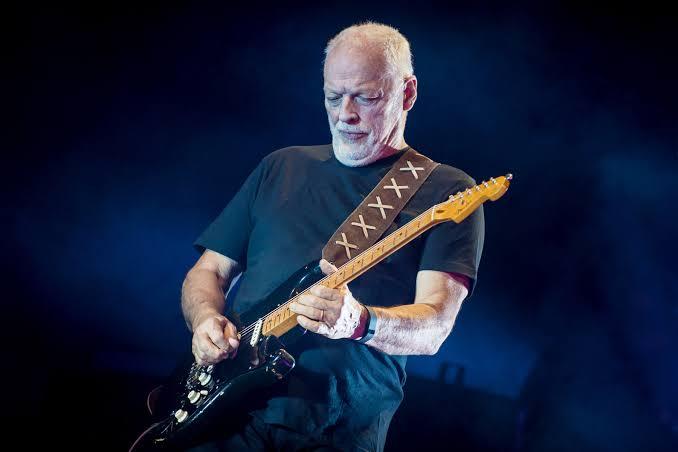 Happy birthday Sir David Gilmour