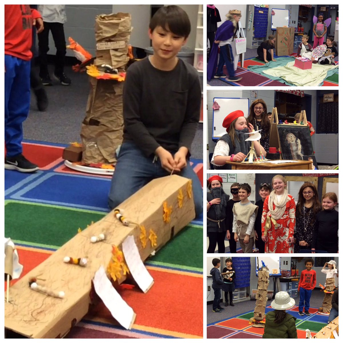 Creative problem solving was on display <a target='_blank' href='http://twitter.com/CampbellAPS'>@CampbellAPS</a> Odyssey of the Mind Preview Night!  The big day is coming up Saturday.  Wish them luck! <a target='_blank' href='http://twitter.com/APSGifted'>@APSGifted</a> <a target='_blank' href='https://t.co/lRPoNnt17J'>https://t.co/lRPoNnt17J</a>