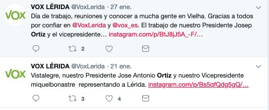 Detenido el líder de VOX en Lleida por delitos sexuales contra menores. D09-Jw0X4AUK-QL