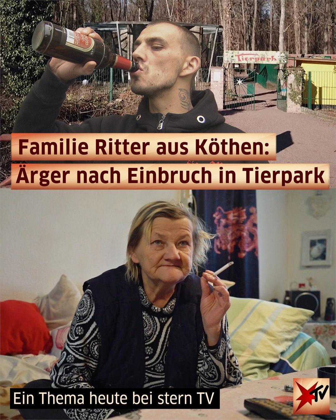 Tv de familie ritter stern Familie Ritter