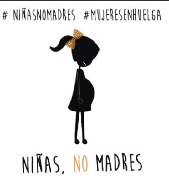 Cientos de niñas son obligadas a abandonar sus sueños y proyectos. #CHUBUT dice ¡Son #NiñasNoMadres! El Estado tiene que actuar para evitar la violencia sexual y las maternidades forzadas en niñas #8M #JuntosParaChubut #Junt@sSomosMasFuerte. #SoloConLaVerdadSeConstruye.