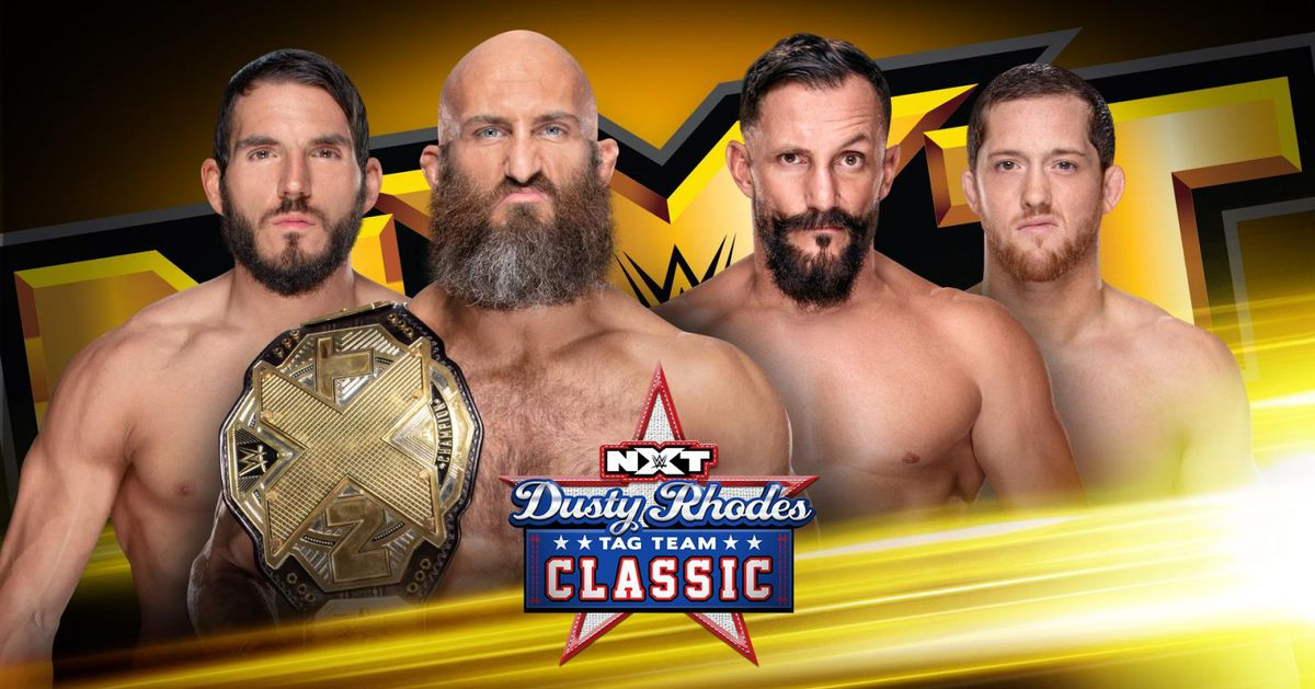 Spoilers: WWE NXT Tapings For Tonight (3/6)