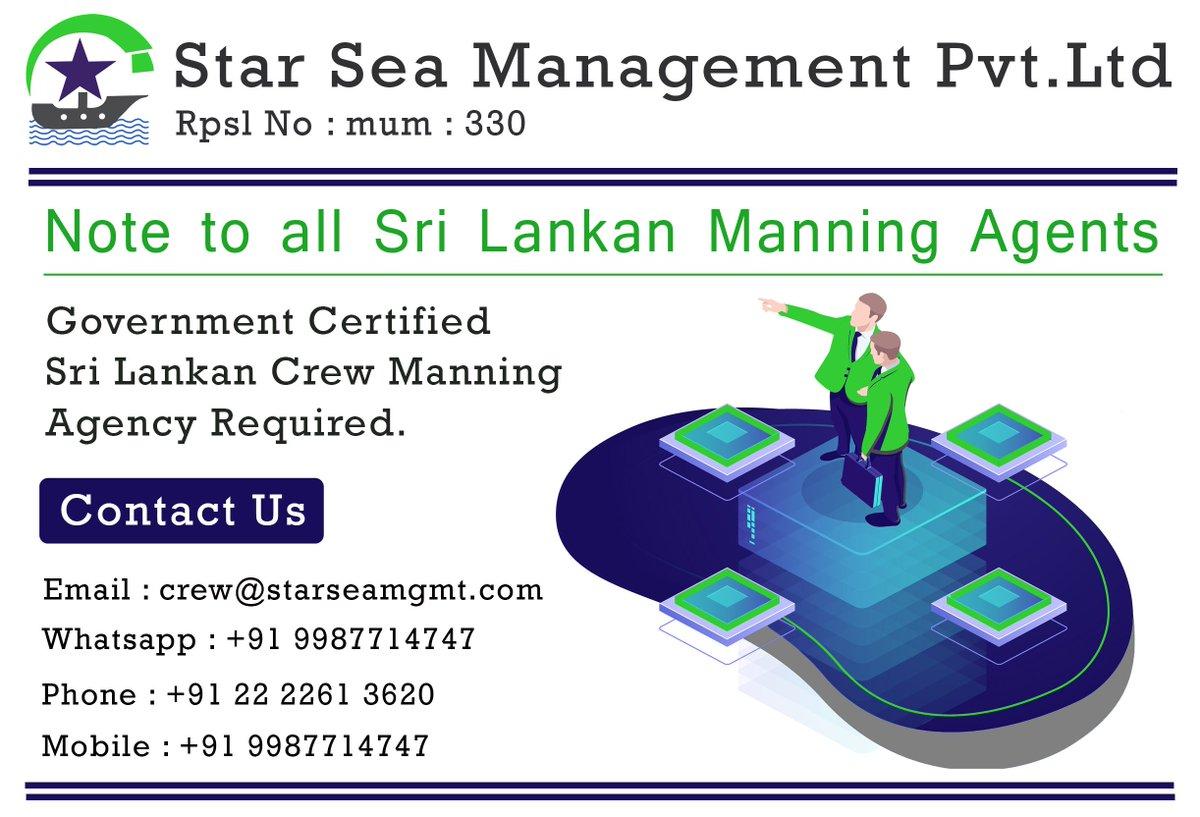 star sea management pvt  ltd (@Star_Sea_Mgmt) | Twitter