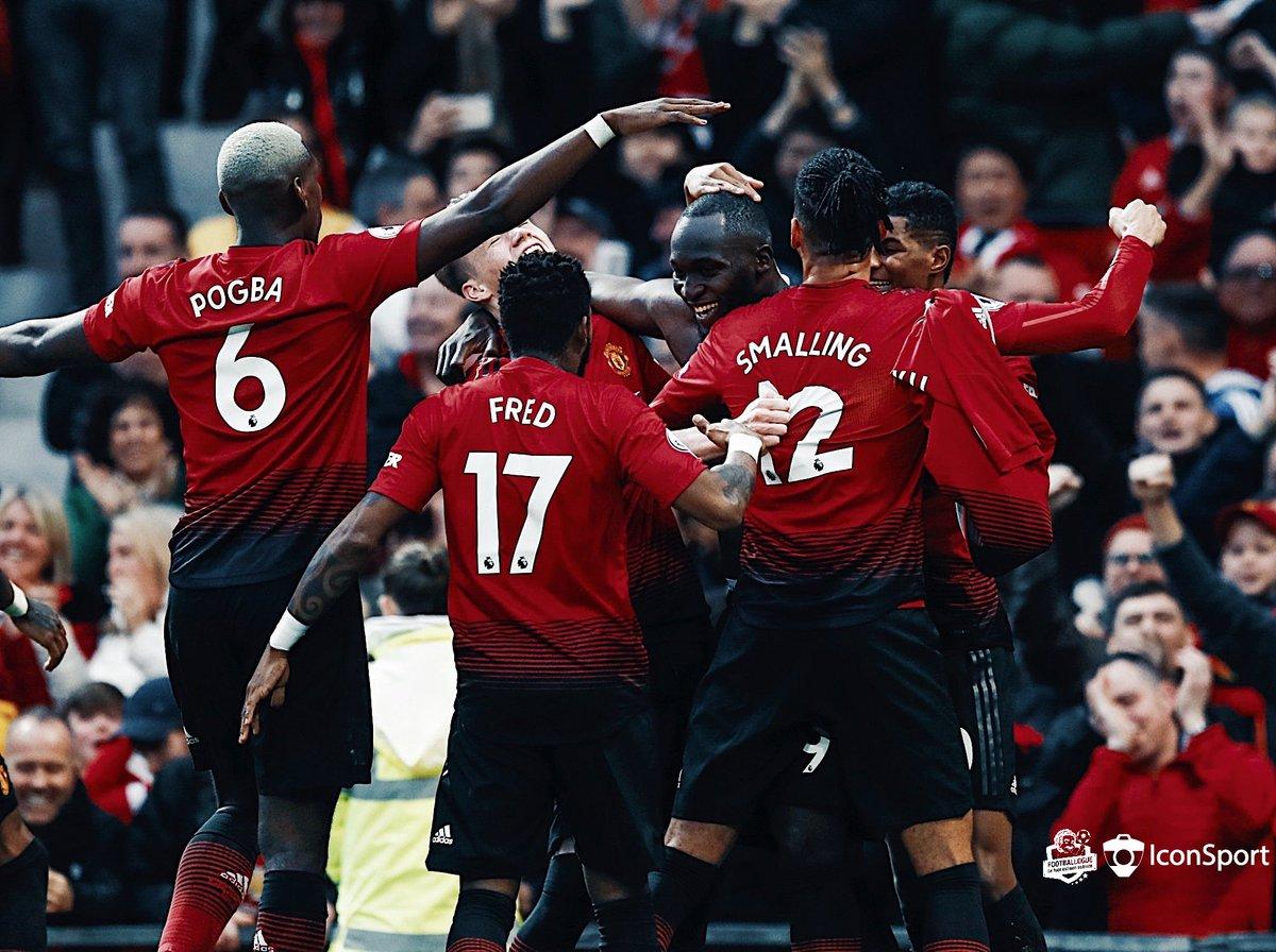 [#LDC🏆] RT Si vous allez supporter Manchester United !  #PSGMUN