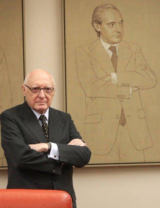 Fallece José Pedro Pérez-Llorca, uno de los padres de la Constitución.