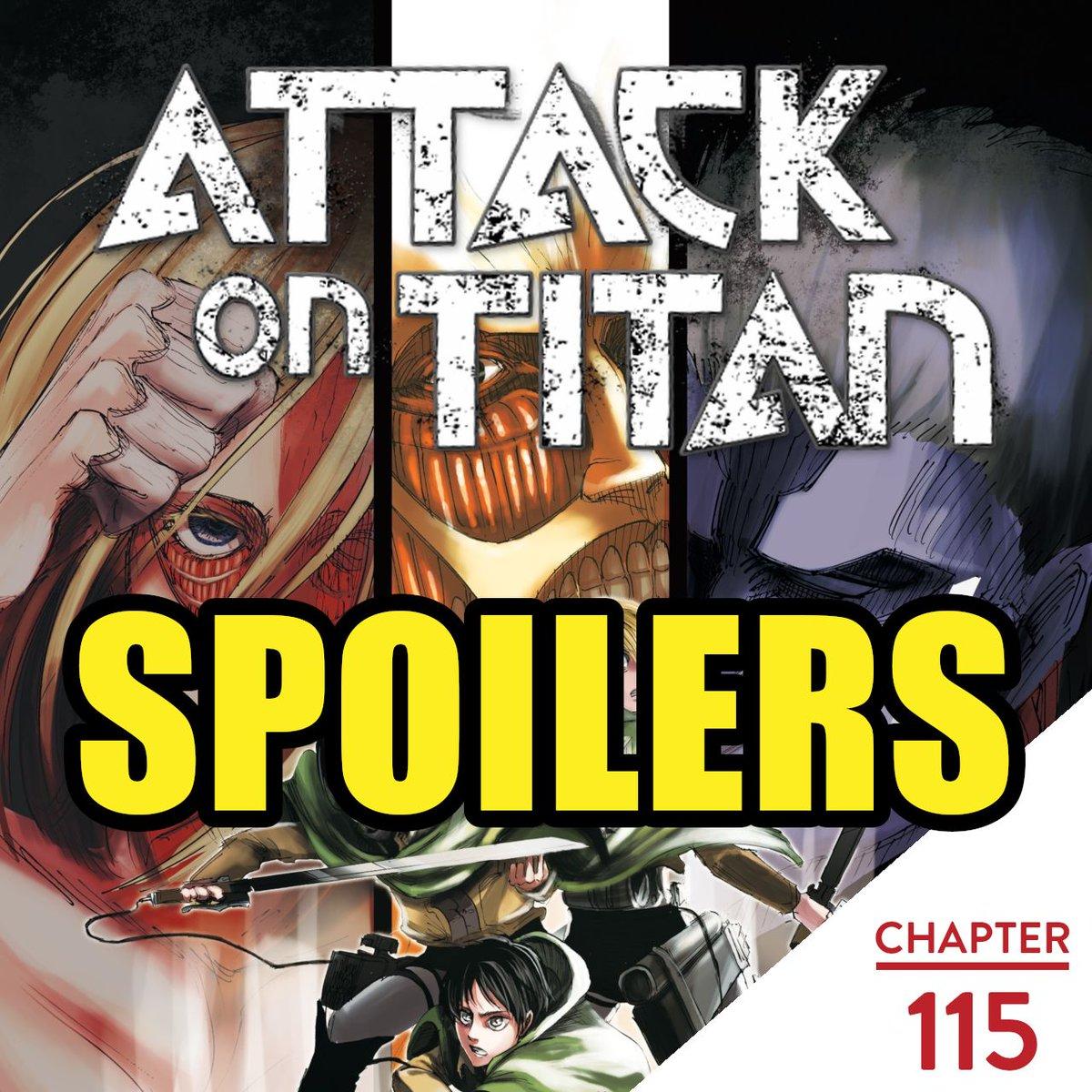 Attack on Titan Wiki on Twitter: