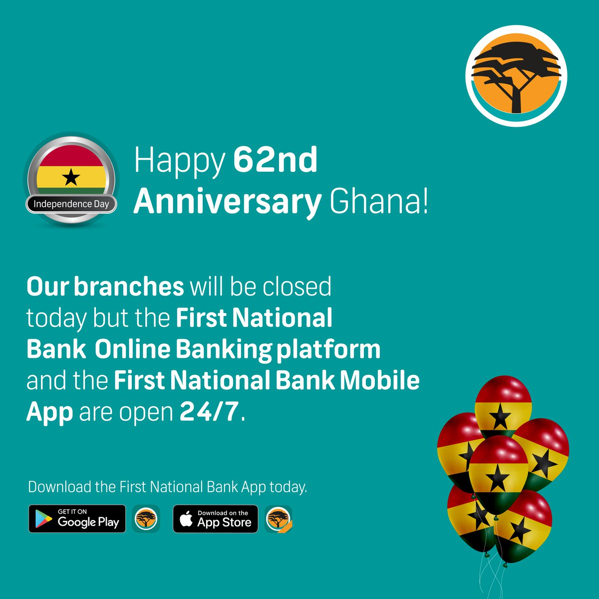 First National Bank GH on Twitter: