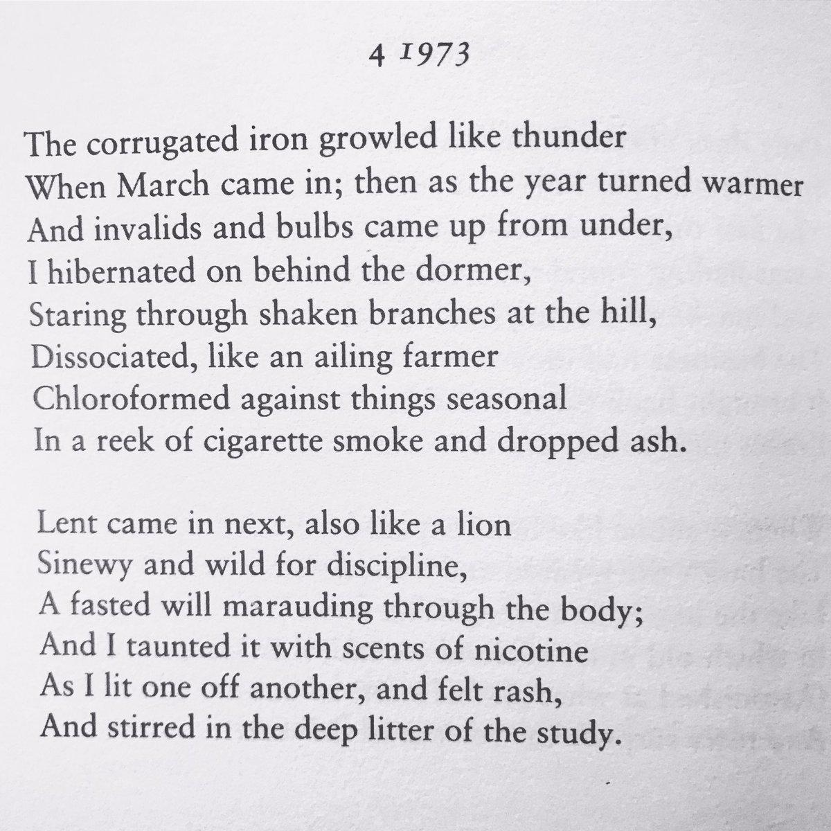 An ash-flecked sonnet for #AshWednesday