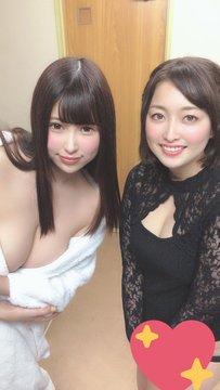 AV女優椎葉みくるのTwitter自撮りエロ画像10