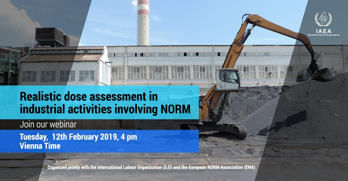In this upcoming IAEA webinar, learn about methods to prevent and mitigate indoor #radon and natural radionuclides in building materials. 📝  https://t.co/UMkjv6kUua