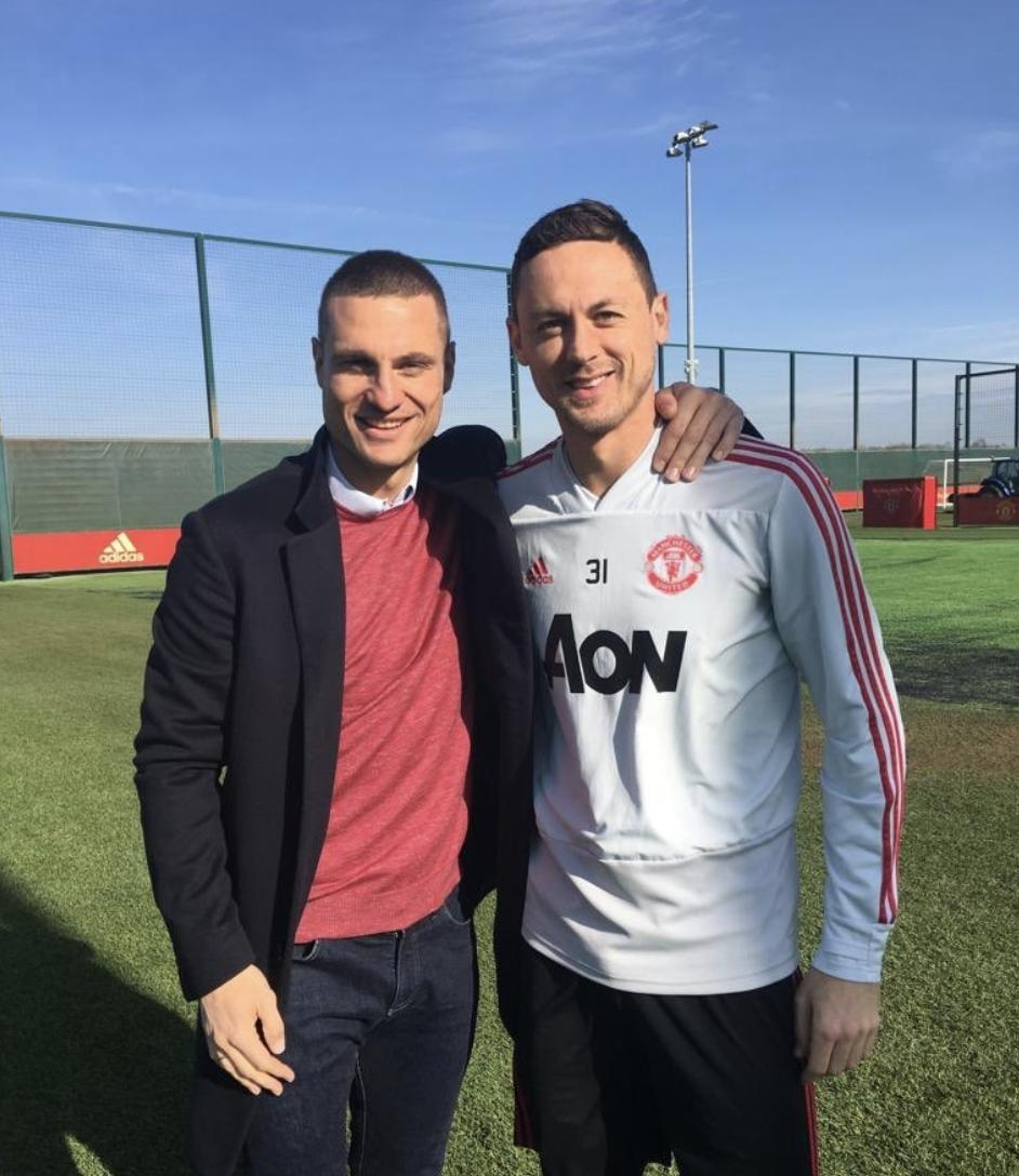 Matic: &quot;We come from Serbia  &quot; [Ig] #MUFC <br>http://pic.twitter.com/YzC5Q3Gq13