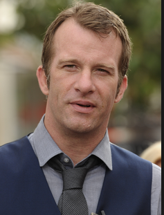 February, the 22nd. Born on this day (1968) THOMAS JANE. Happy birthday!!