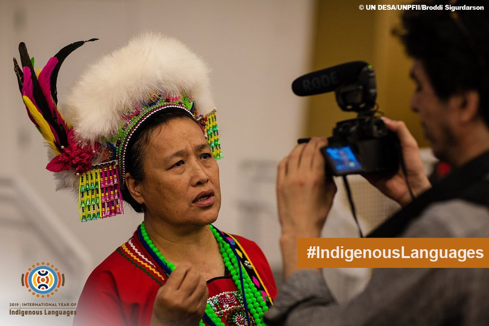 Uncover the links between safeguarding indigenous cultures & rights in the latest episode of #CultureSpeaks, featuring @UN Special Rapporteur on the Rights of Indigenous Peoples, @VTauliCorpuz 🎧 on iTunes: https://t.co/jTIYyl0hCx   #IndigenousLanguages