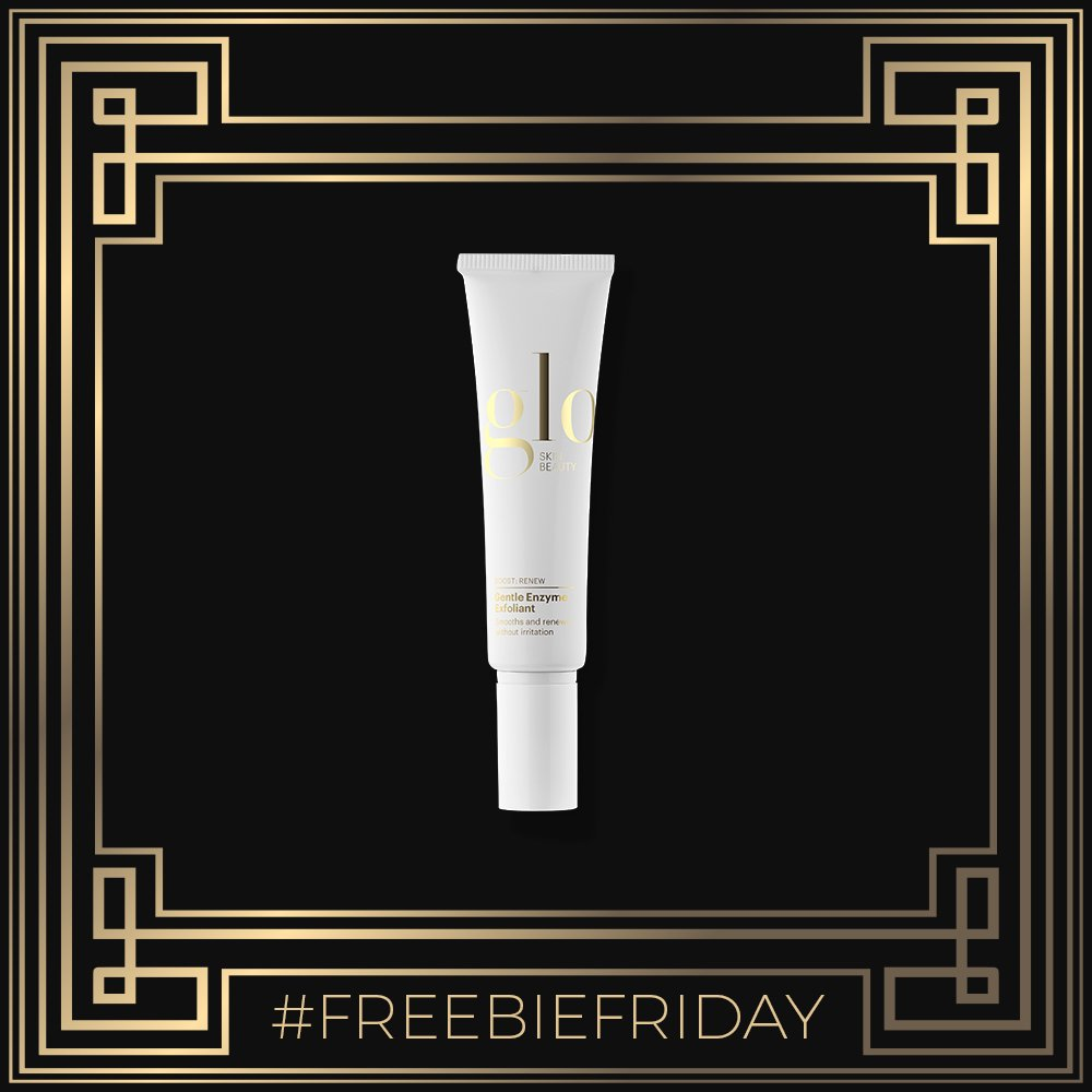Happy #FreebieFriday !  Our Gentle Enzyme Exfoliant is waiting for her winner.  1 Follow us  2 Like and retweet this post  3 Comment what is your skin type!  Winner on Monday the 25th. Must be a UK/ Ireland resident. Good luck  <br>http://pic.twitter.com/FBf34kdXdT