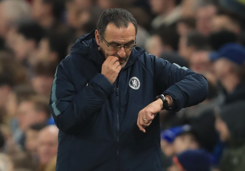 BREAKING: Chelsea have been handed a two-transfer window ban for breaching rules around the transfer of minors. (Source: Daily Mail)
