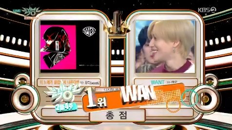 Congratulations to TAEMIN for winning #1 on Music Bank today~! Much well done  @SHINee #WANT2ndWin<br>http://pic.twitter.com/GFqWVSIp1x