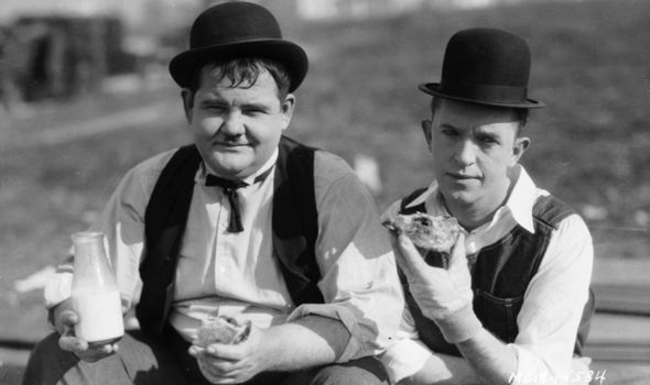 Image result for stan and ollie real