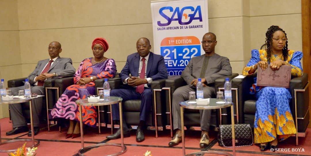 L'@AnpgfT #Togo à la première édition du Salon africain de la garantie (SAGA) du 21 au 22 février 2019 dans le but de favoriser l'accès au crédit pour les #PME. #Entrepreneuriat #Denyigban #SAGA