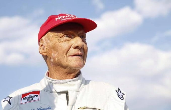 Happy 70th Birthday to the legend that is Niki Lauda