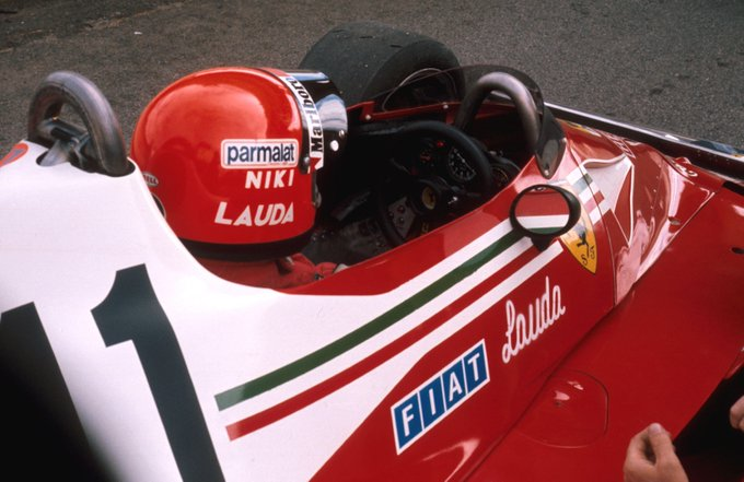 Happy 70th Birthday to Niki Lauda What is your favourite race win of his?