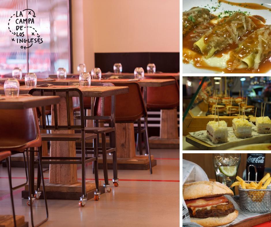 Denetarik eta denontzat! 😋 ¿Dónde vas a comer hoy?  👉🏼 https://buff.ly/2G6H4Np #restaurantes #Bilbao #SanMames #jatetxeak