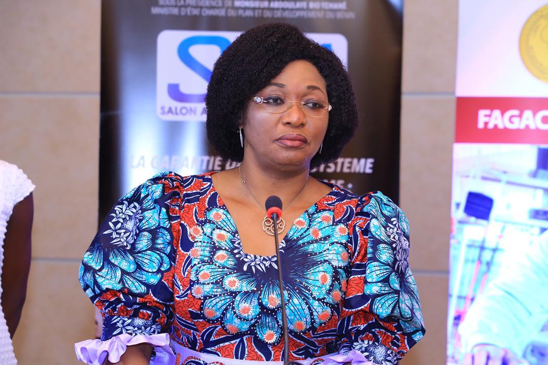"""L'@AnpgfT #Togo paneliste au Salon #Africain de la #Garantie #SAGA sur le thème : """"Quelle forme de garantie pour booster le financement des #PME"""""""