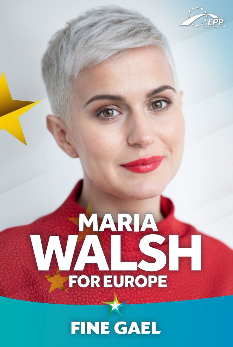 As many of you know at this stage, I have put my name forward for nomination for the Midlands North West European Election. Our Convention is tonight in @mullingarpark at 8:30pm. Looking forward to seeing you there.<br>http://pic.twitter.com/3GQE7SFL65