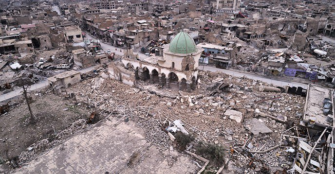 """Great news!! The #EuropeanUnion will contribute €20 million to @UNESCO's flagship initiative """"#ReviveTheSpiritOfMosul'. 👏👏  Together, let's build a better future for #Iraq. ✌️✌️  ℹ️ https://t.co/2H0GTsh8Qd 🇺🇳🇮🇶🇪🇺"""