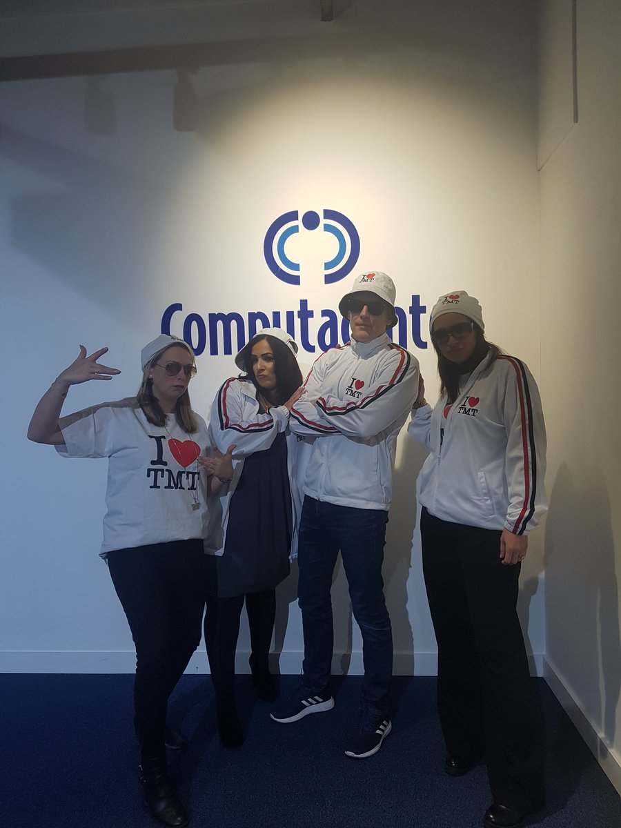This is how we do it @ComputacenterUK  #TMT #GPM <br>http://pic.twitter.com/aNQr3pAXwM