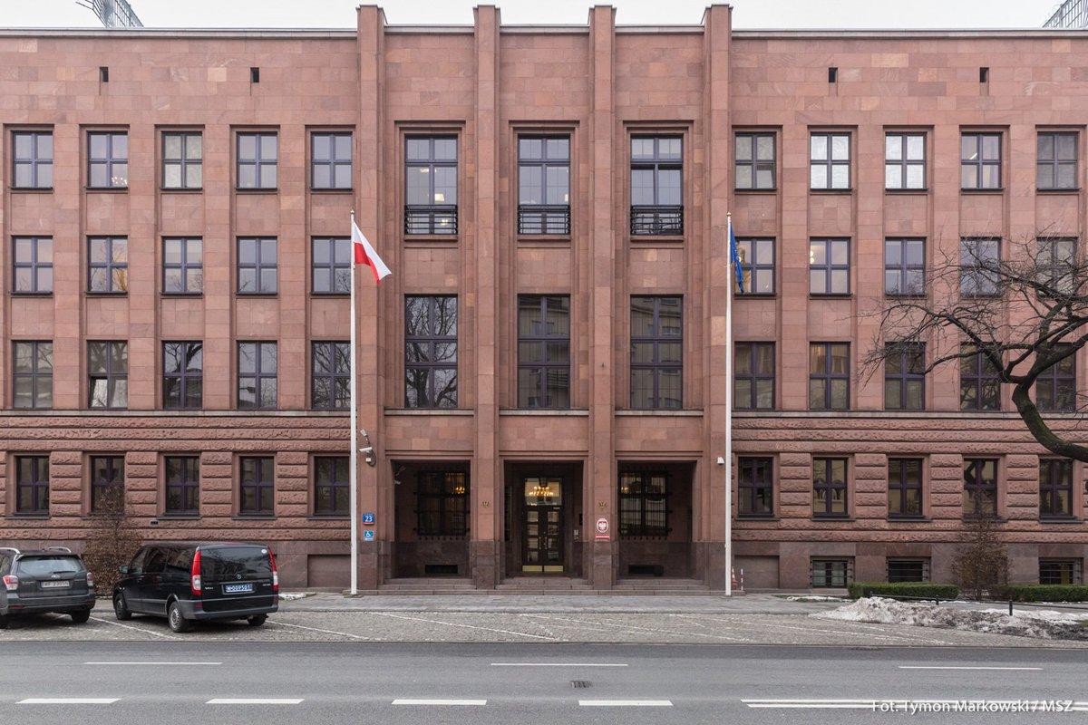 📢 Zapraszamy na konferencję prasową wicemin. @SzSz_velSek w sprawie działań #MSZ oraz @Fundacja_PFN służących poprawie stosunków polsko-żydowskich.   ⏰Konferencja rozpocznie się o godz. 13:15. Zapraszamy do Centrum Prasowego MSZ.