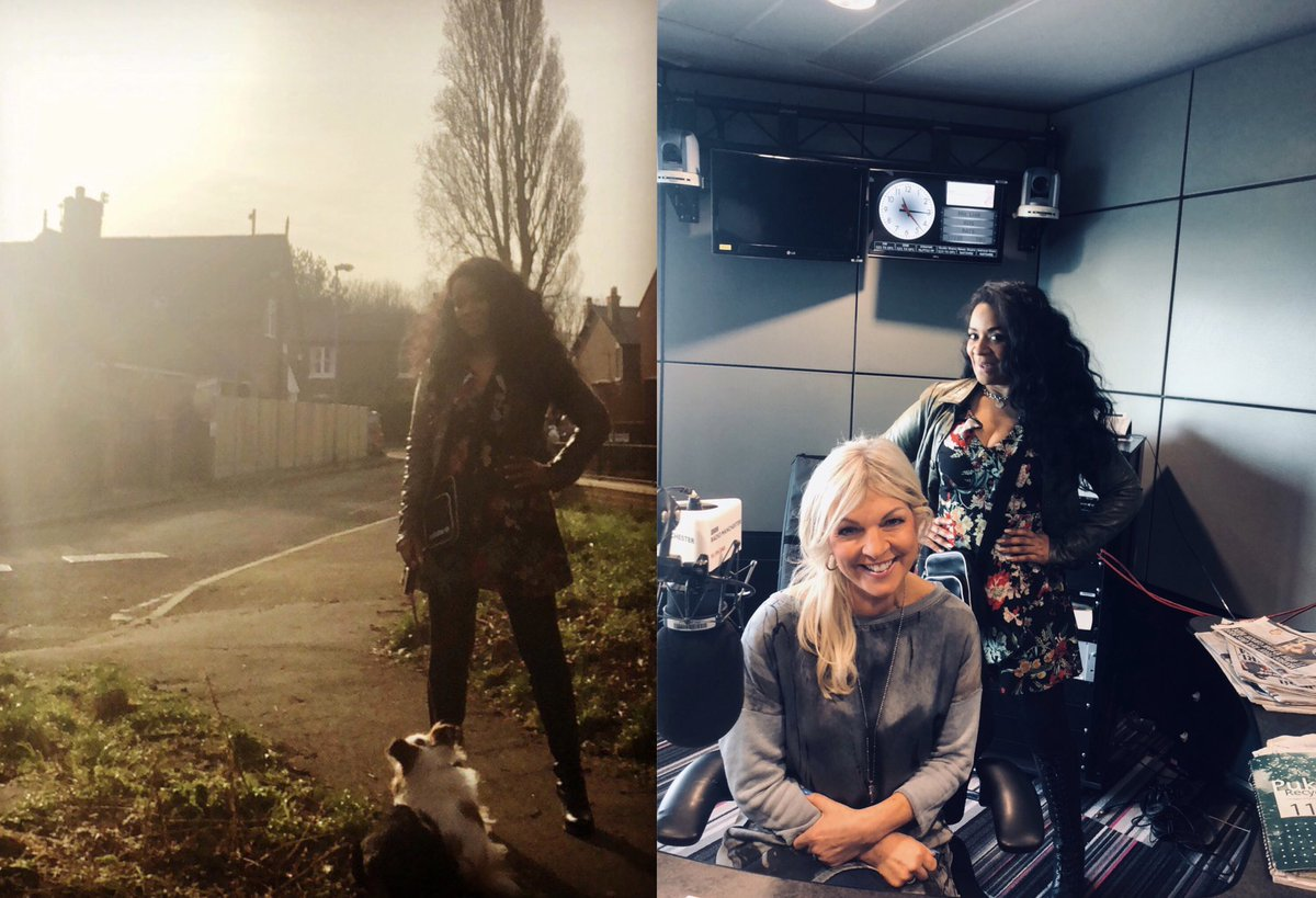 Beautiful Friday morning. Walkies in the Manchester sunshine then a really lovely interview with @BeckyWant You can hear the interview on @BBCRadioManc on Monday & Tuesday from midday.